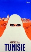 affiche-tourisme-tunisie-voile-islamique