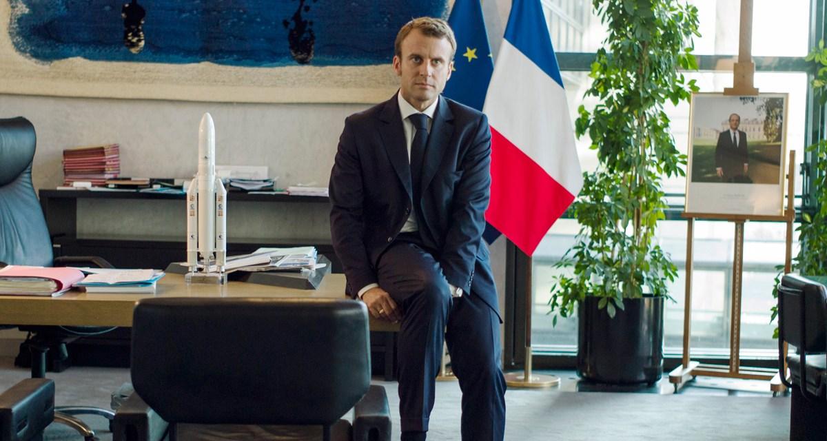 Quand Macron dépensait 120.000 € d'argent public pour sa présidentielle !