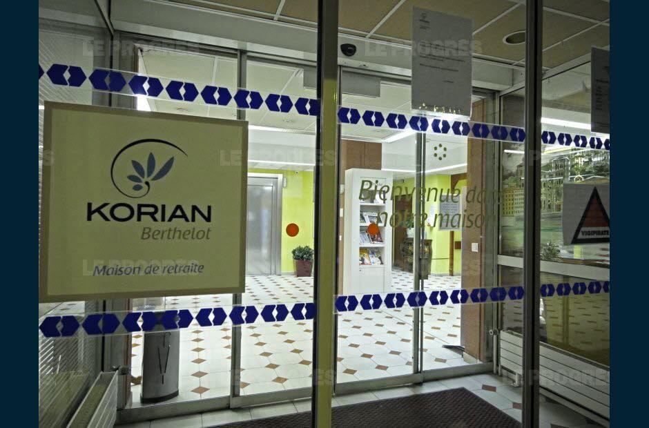 IGAS : 65% des personnes vaccinées à Korian Berthelot ont été touchées par la grippe !
