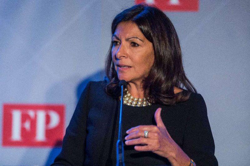 Paris : Anne Hidalgo veut faire interdire une manifestation anti-israélienne