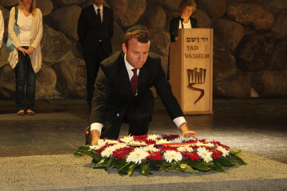 Bravo et merci aux musulmans qui ont voté pour le sioniste Macron !