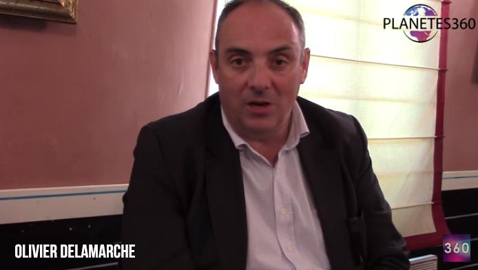 Olivier Delamarche sur la présidentielle et son éviction de BFM Business