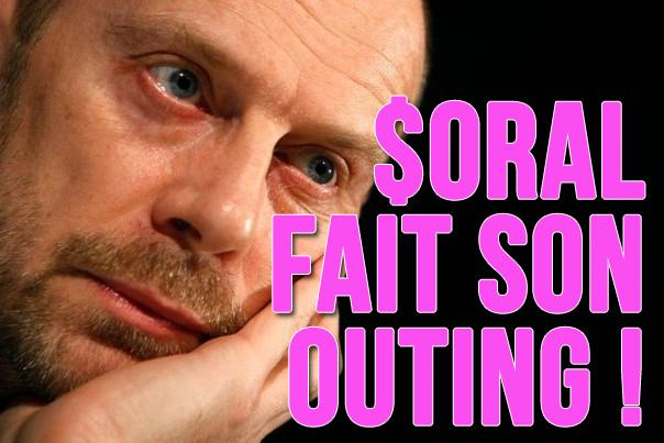 Instructif : Soral nous raconte son expérience homosexuelle !