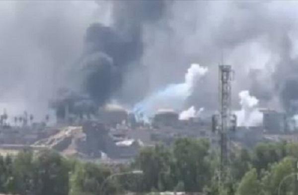 La coalition anti-EI reconnaît utiliser des munitions au phosphore blanc à Mossoul