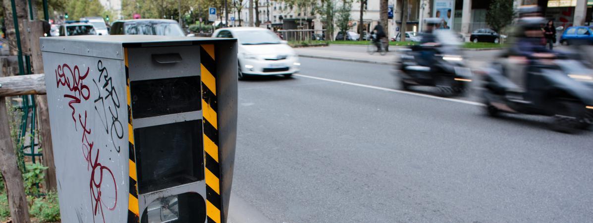 Sécurité routière : les radars rapportent de l'argent mais ne font pas baisser la mortalité