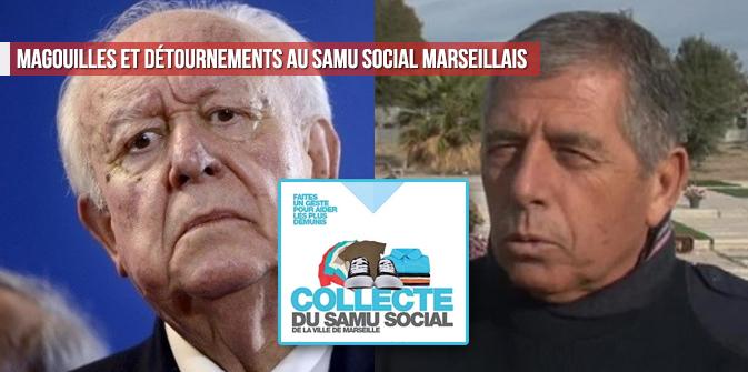 Magouilles et détournements au Samu social marseillais