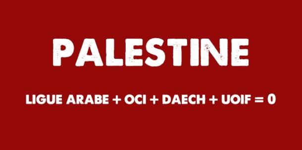 daech-ligue-arabe-uoif-Palestine