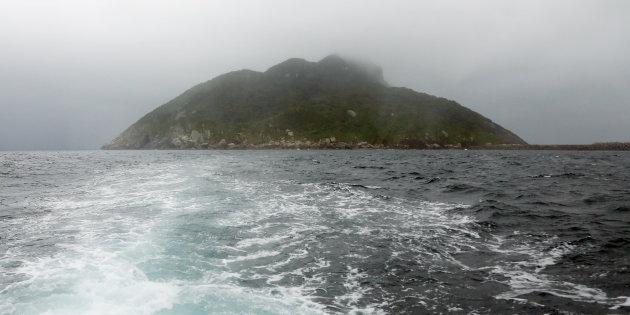 L'île japonaise d'Okinoshima, interdite aux femmes : on appelle au bombardement immédiat du Japon !