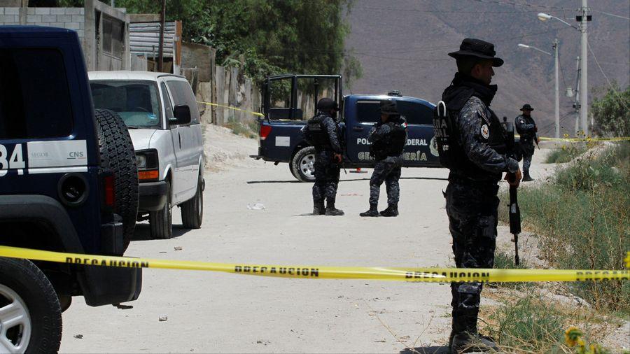 Un charnier humain découvert près de la ville de Tijuana au Mexique