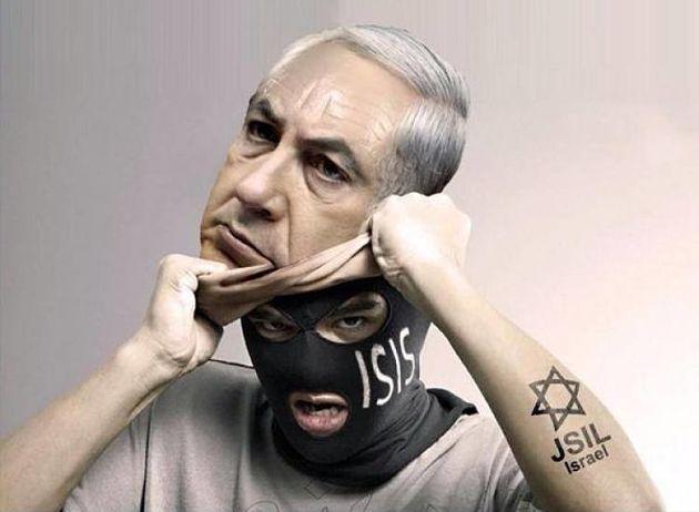 Complot : l'israël aide Daech en bombardant l'armée syrienne et le Hezbollah !