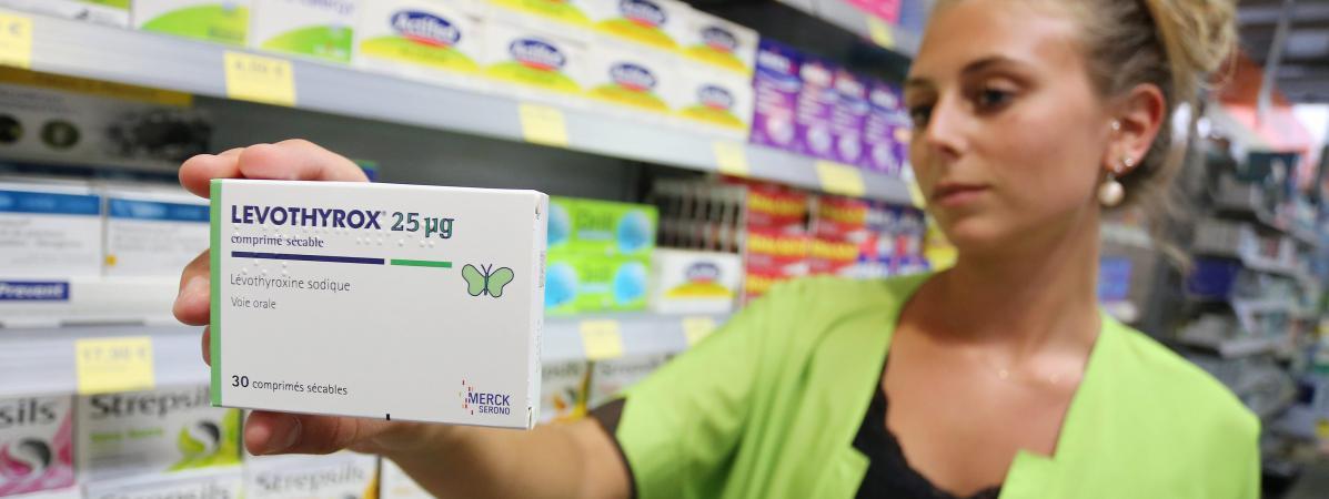 Levothyrox : «On est face à une crise majeure», estime l'association française des malades de la thyroïde