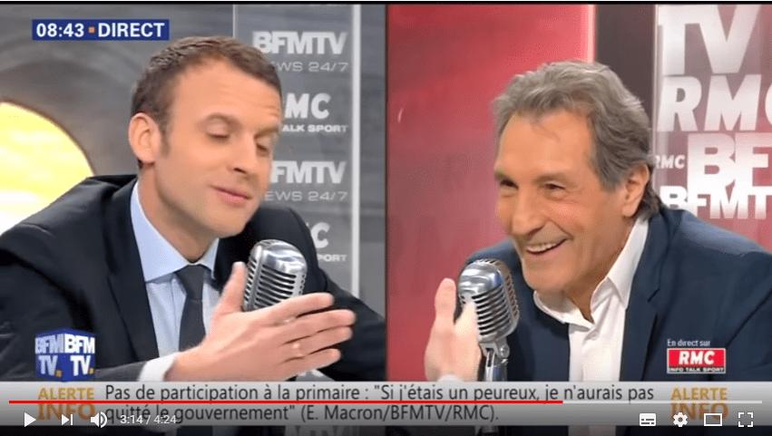 Spectaculaire : preuves en vidéo que Macron est incompétent et dangereux !