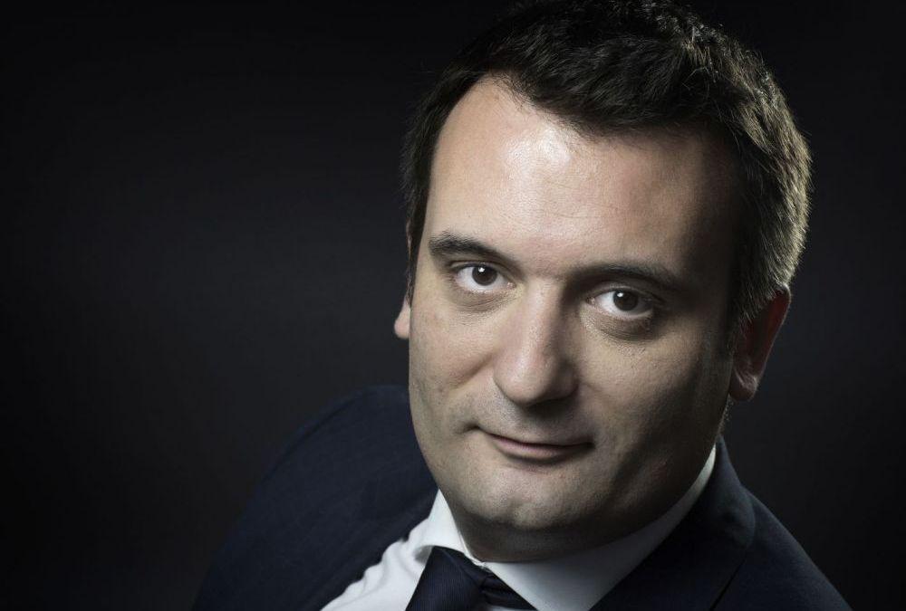 """Humour : « Le Front national se """"mégrétise"""" » dixit Florian Philippot"""