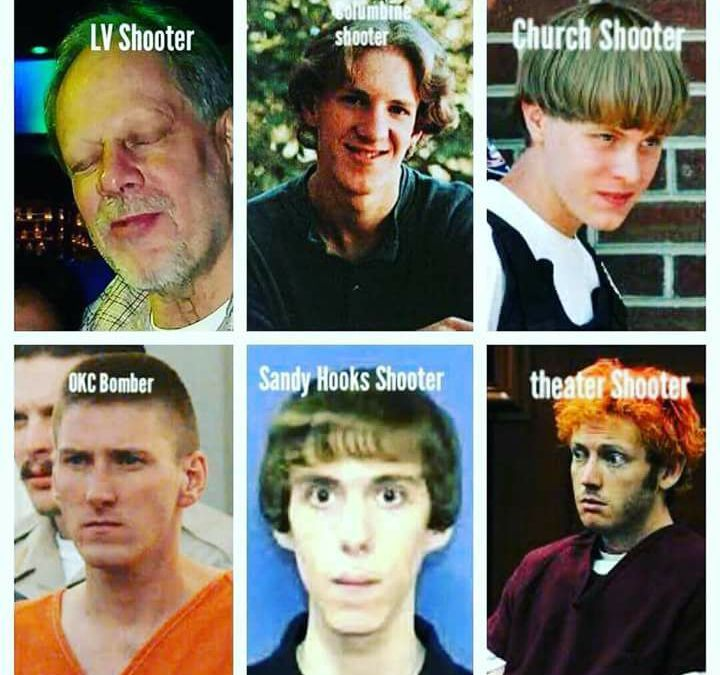 Le terrorisme intérieur yankee, bien blanc !