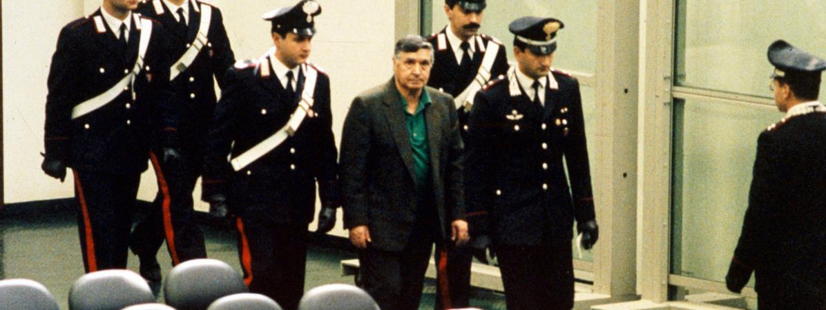 Mort de Toto Riina : l'ancien parrain de la mafia était « totalement protégé » par la démocratie chrétienne