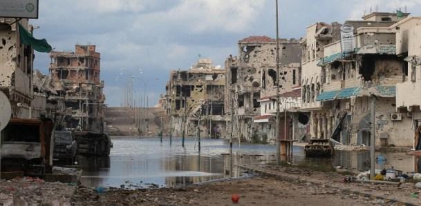 chaos-libye