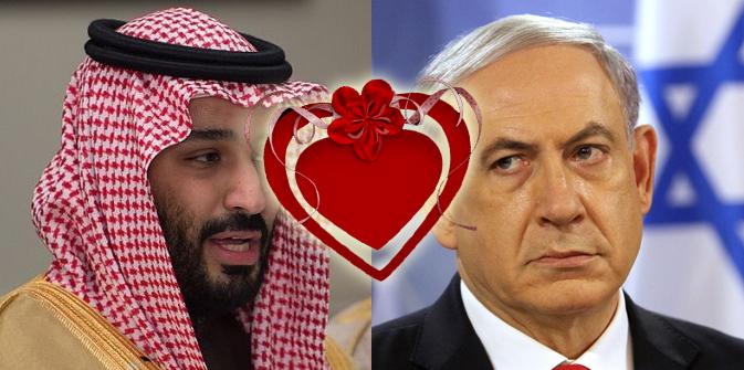 Un câble « explosif » révèle l'alliance entre israhell et la Saoudie maudite en vue de pousser à la guerre