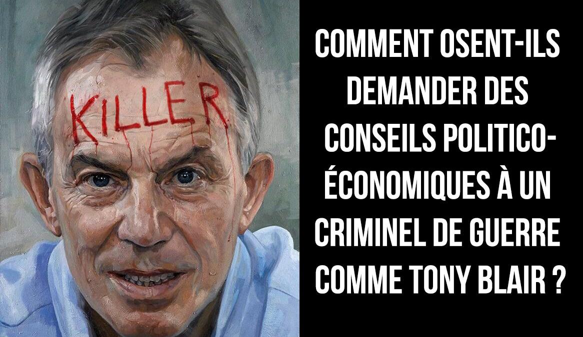 Le criminel de guerre Tony Blair : « Il est encore possible d'arrêter le Brexit »