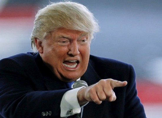 Donald Trump ne veut pas d'immigrés venant de « pays de merde »