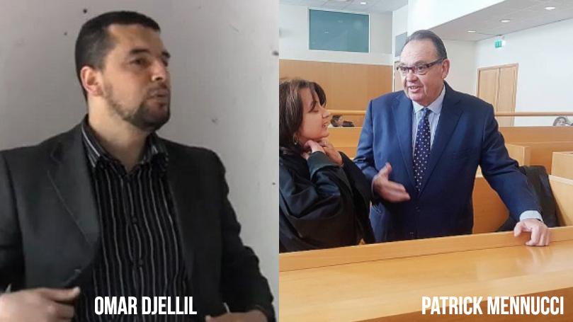Pourquoi on affirme que M. Omar Djellil est protégé ?