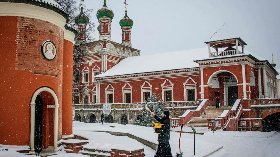 Réchauffement climatique : les températures atteignent – 68°C en Sibérie !