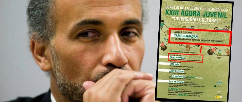 La conférence espagnole de Tariq Ramadan qui fragilise son alibi