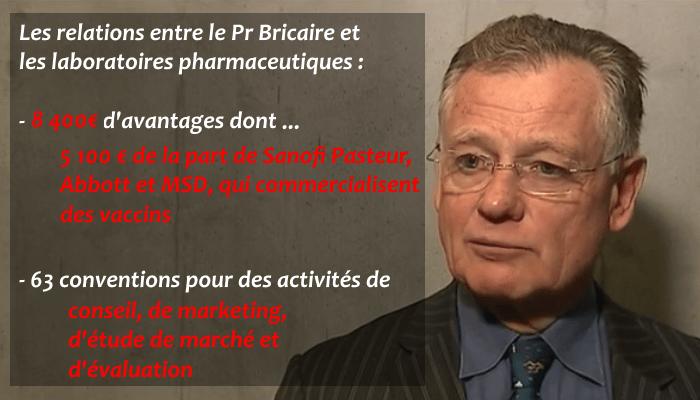 Big Pharma : les chantres de la vaccination dissimulent leur conflit d'intérêts