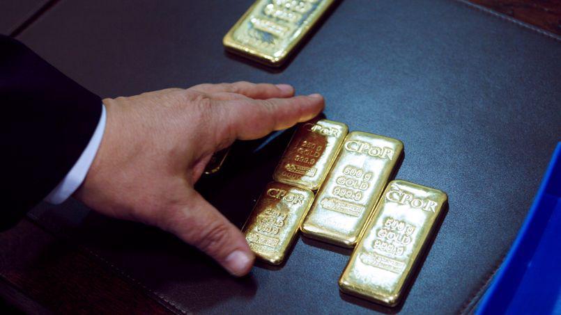 Net rebond de l'or en janvier 2018 !