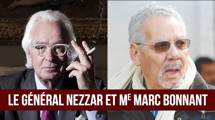 Suisse : Me Marc Bonnant, avocat du général Khaled Nezzar