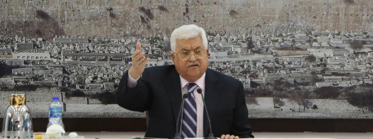 Mahmoud Abbas traite l'ambassadeur américain en Israël de « fils de chien »
