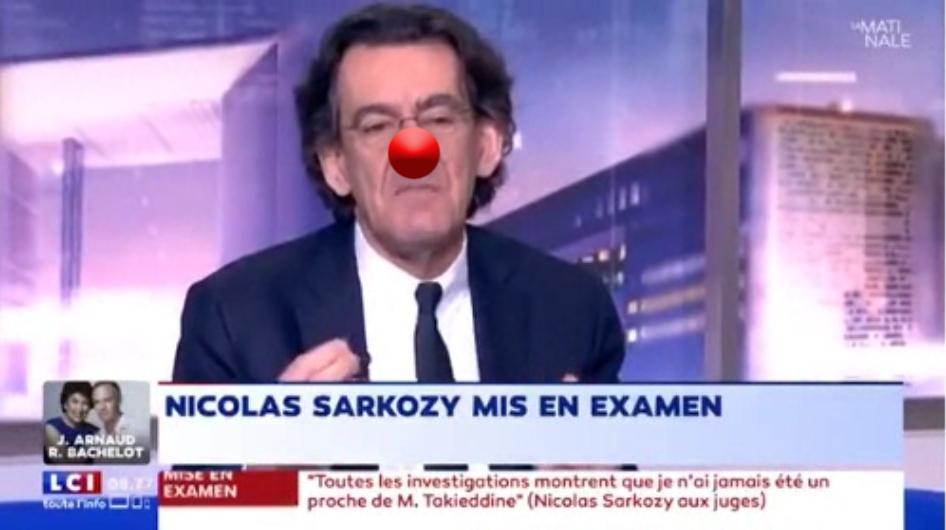 Sarközy : Luc Ferry raconte encore une fois des âneries !