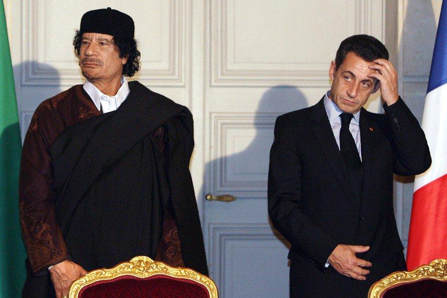 Me Herzog défend Sarközy mis en examen dans l'affaire du financement libyen