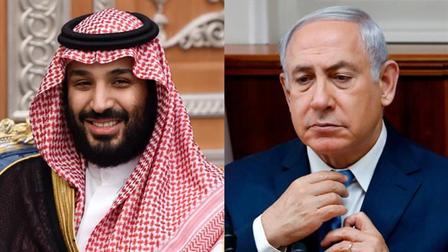 Mohamed ben Salmane : israël a « droit » à son État-nation