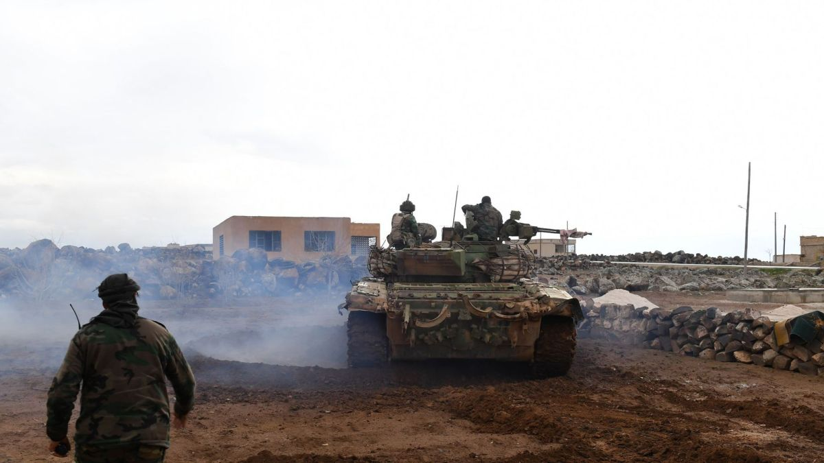 Syrie : des combattants iraniens tués par des missiles, Israël pointé du doigt