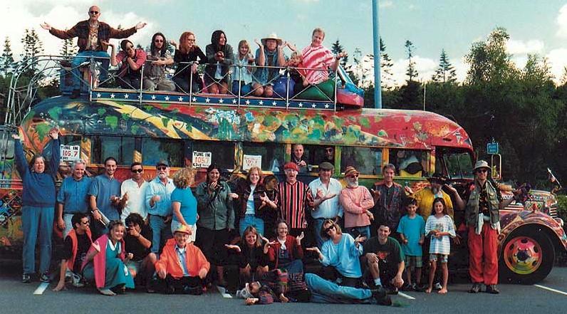 USA : que sont devenus les hippies ? Des salariés des GAFA…