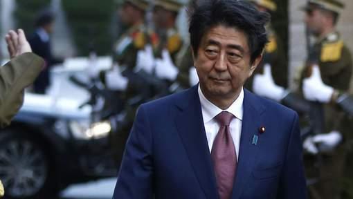 Shinzo Abe contre un transfert d'ambassade à Jérusalem