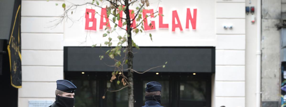 L'ordre de non-intervention des militaires au Bataclan « est arrivé du poste de crise »