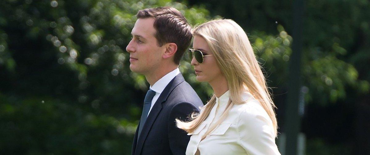 Ivanka Trump et son mari ont gagné au moins 82 millions de dollars en 2017