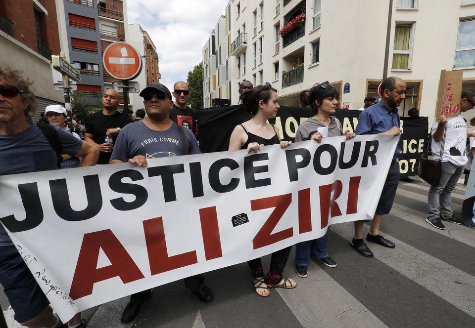 La CEDH condamne la France pour la mort d'Ali Ziri