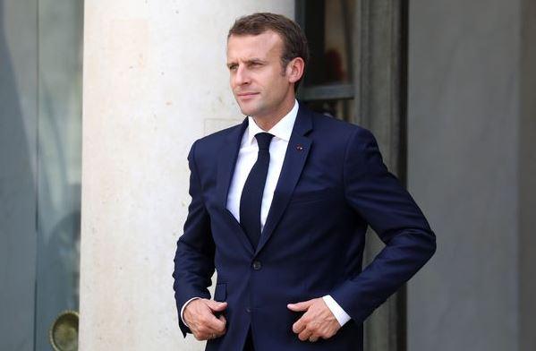 Emmanuel Macron invite les francs-maçons