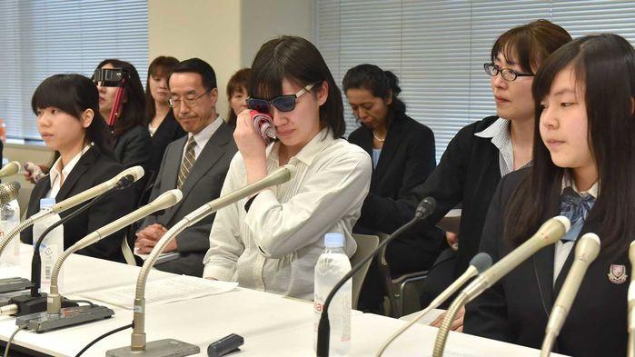 Les avocats japonais des victimes des vaccins anti-HPV demandent au gouvernement leur interdiction