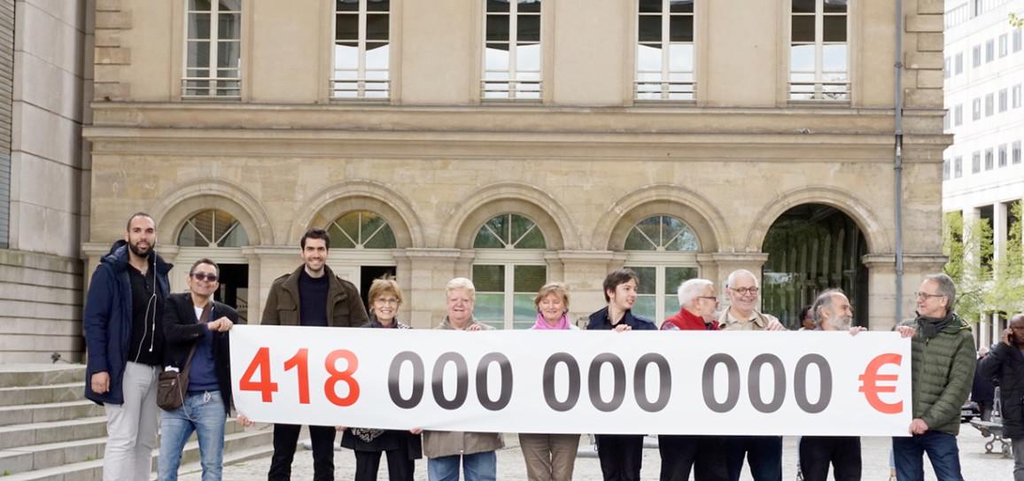 Conférence Nexus : le scandale des 418 milliards € de la grande distribution !