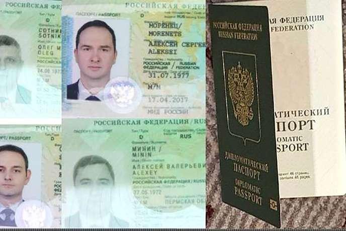 Des dizaines d'agents du renseignement militaire russe démasqués en Europe