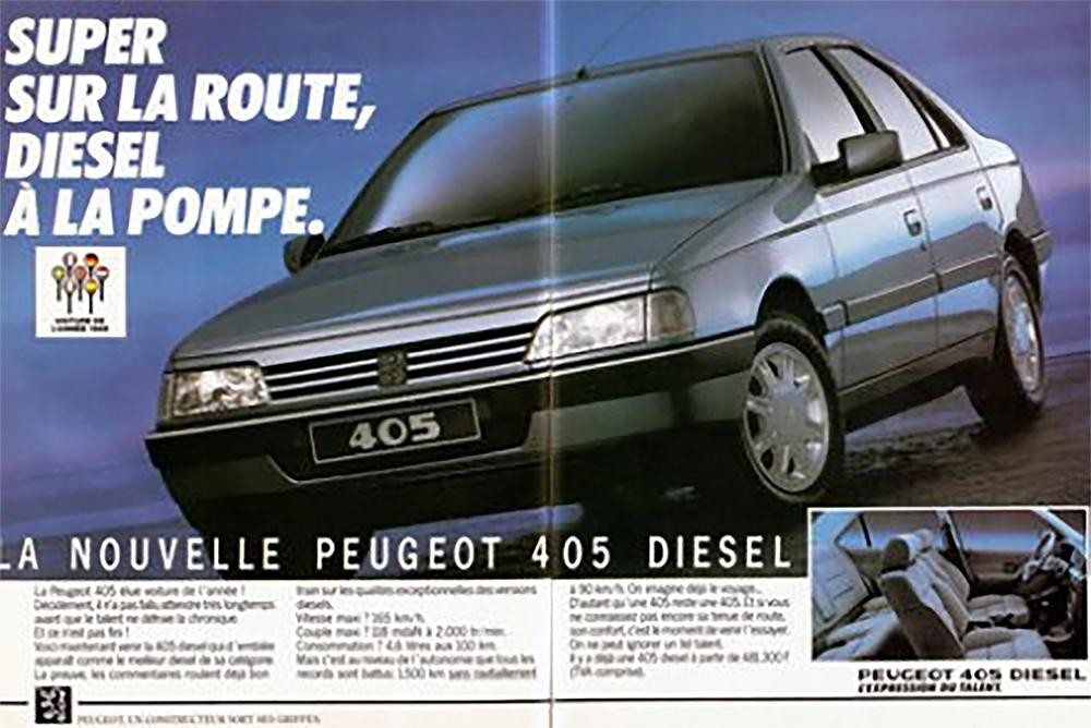 Quand le diesel était mis en avant par l'État dans les journaux télévisés