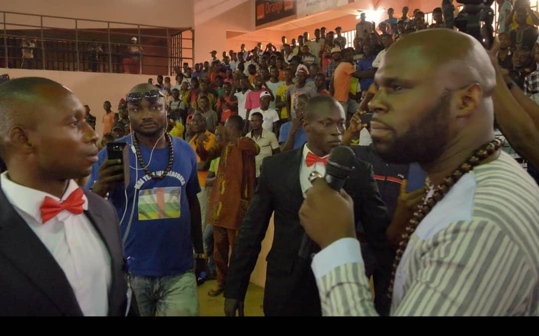 Bangui : « Que la jeunesse s'oppose à tout ce qui est du néocolonialisme français ! » dixit Kemi Keba