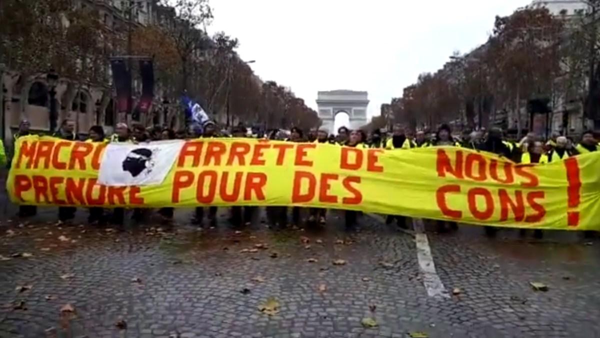 L'instinct révolutionnaire des « Gilets jaunes », par Pierre Dortiguier