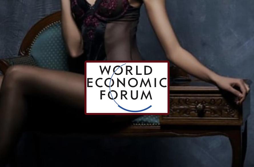 Des services d'escort pour les participants du Forum économique de Davos !