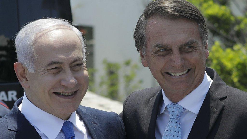 Brésil : reçu par Bolsonaro, Netanyahu a été hué par la foule à Rio !