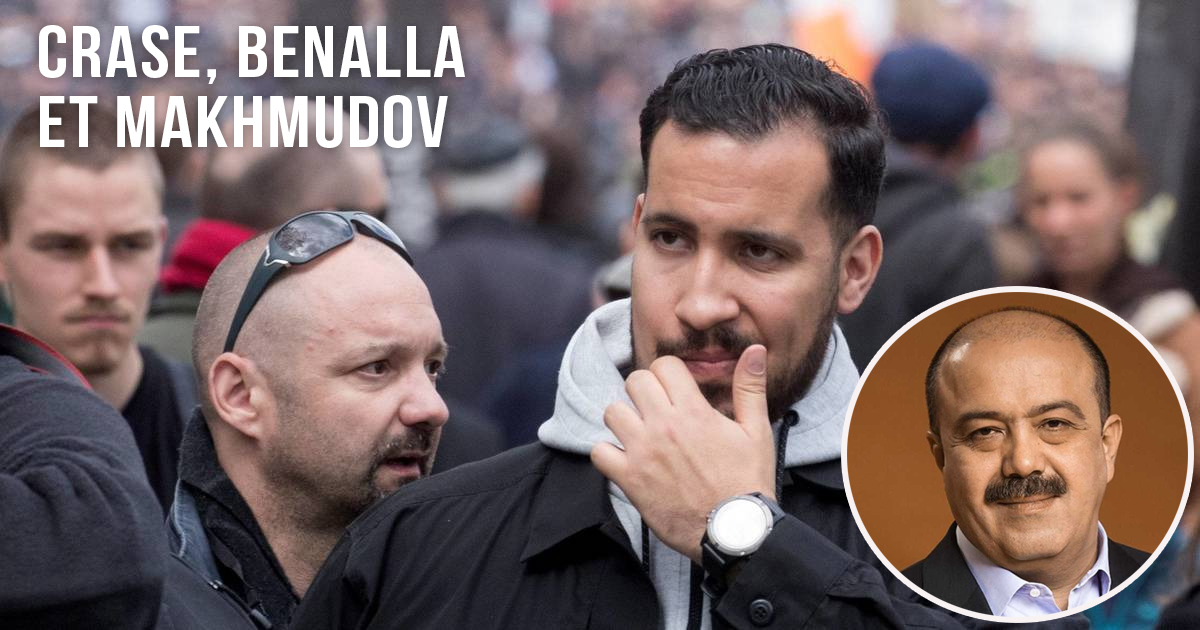 Affaire Benalla : ce contrat russe qui intrigue la justice