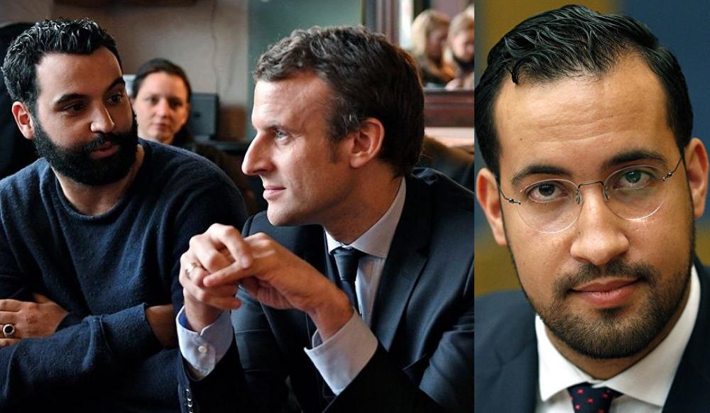 Yassine Belattar est-il en train de comprendre enfin l'escroquerie Macron !